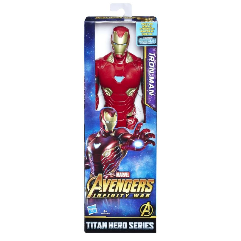 Titan Hero Series - IRON MAN