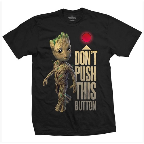 Guardians of The Galaxy - Groot & Button