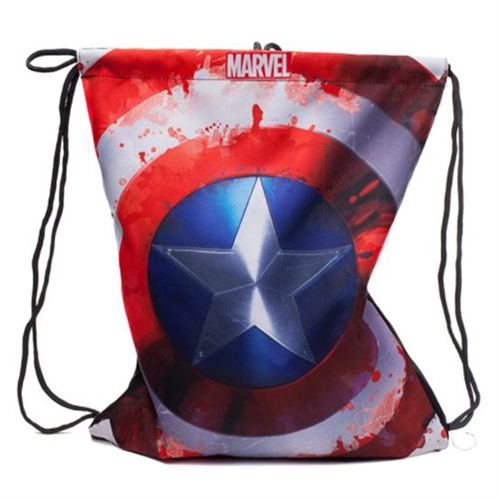 captain america - GYM BAG