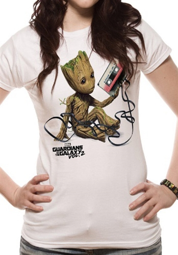 Groot And Tape