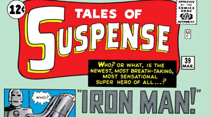 Tales of Suspense #39: Iron Man is Born