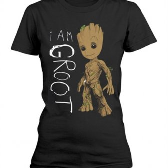 GUARDIANS OF GALAXY 2 I Am Groot