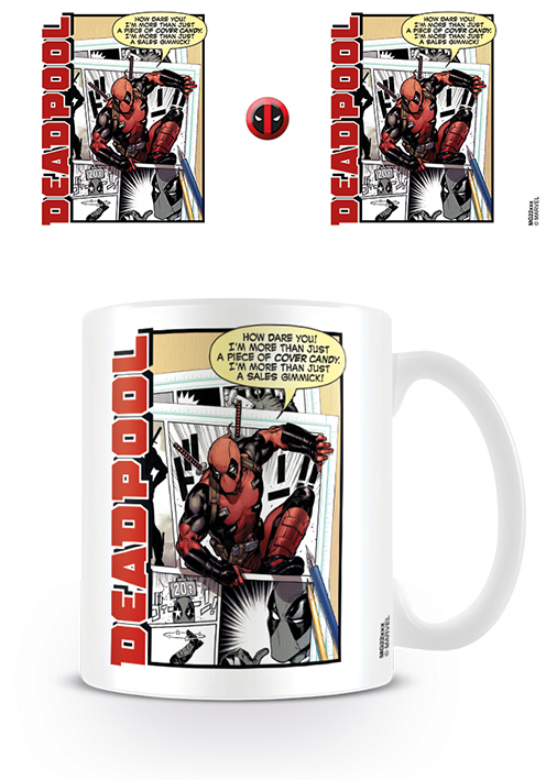Deadpool Off The Page