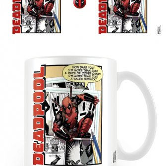 Hrnek Deadpool Off The Page