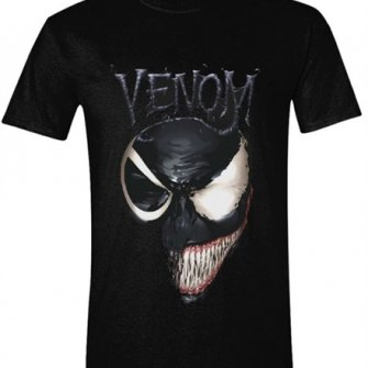 Venom Faced