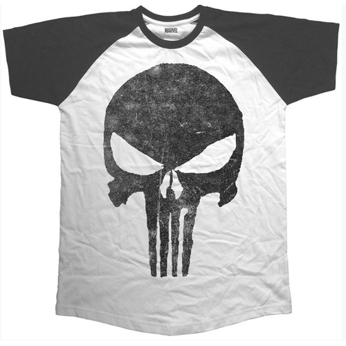 Punisher Jagged Skull