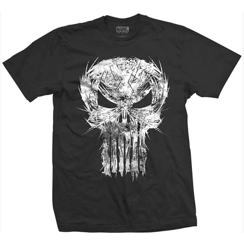 Punisher Skull Spiked