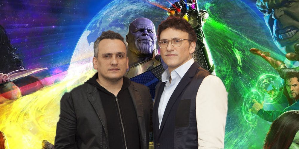 Q&A s Russo Brothers