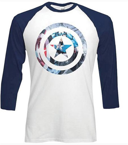 Captain America Shield Block