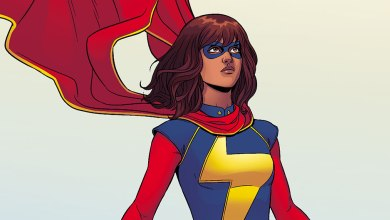 Kamala Khan aka Ms. Marvel