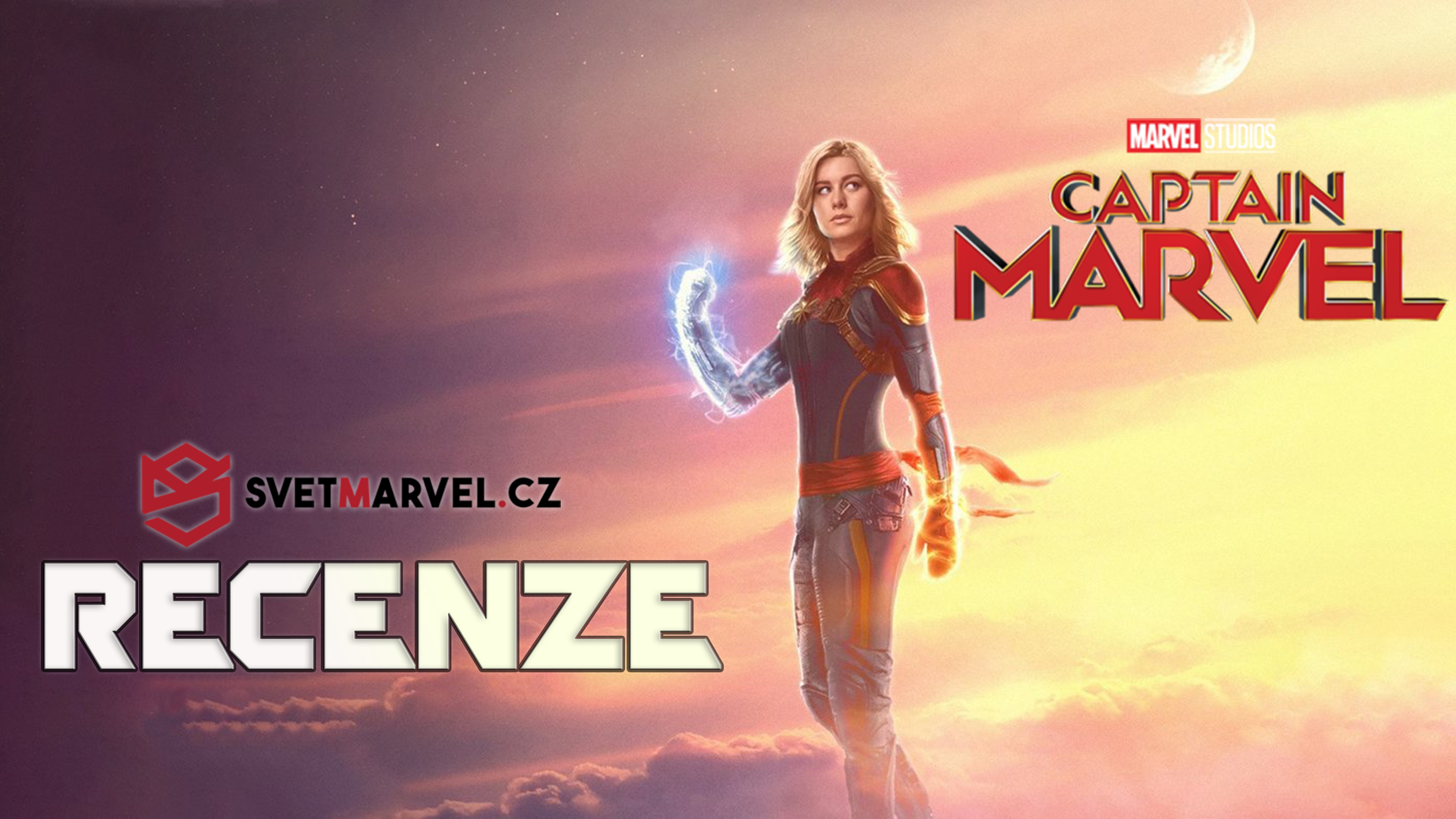 Captain Marvel - Video Recenze