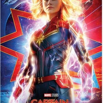 Captain Marvel - Higher, Further, Faster