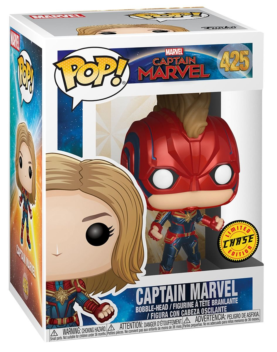 Captain Marvel / Chase