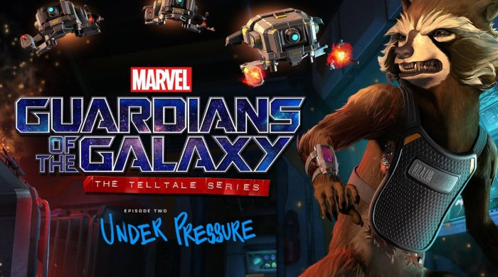 Svět Marvel na Twitchi - Guardians of the Galaxy: The Telltale Series (ep. 2)