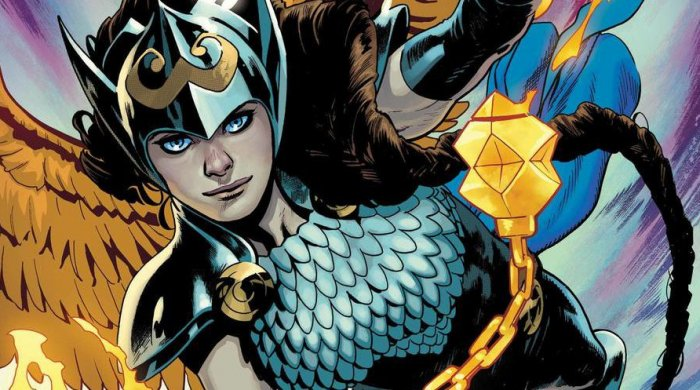 Marvel Comics se připravuje na příjezd The Mighty Valkyries