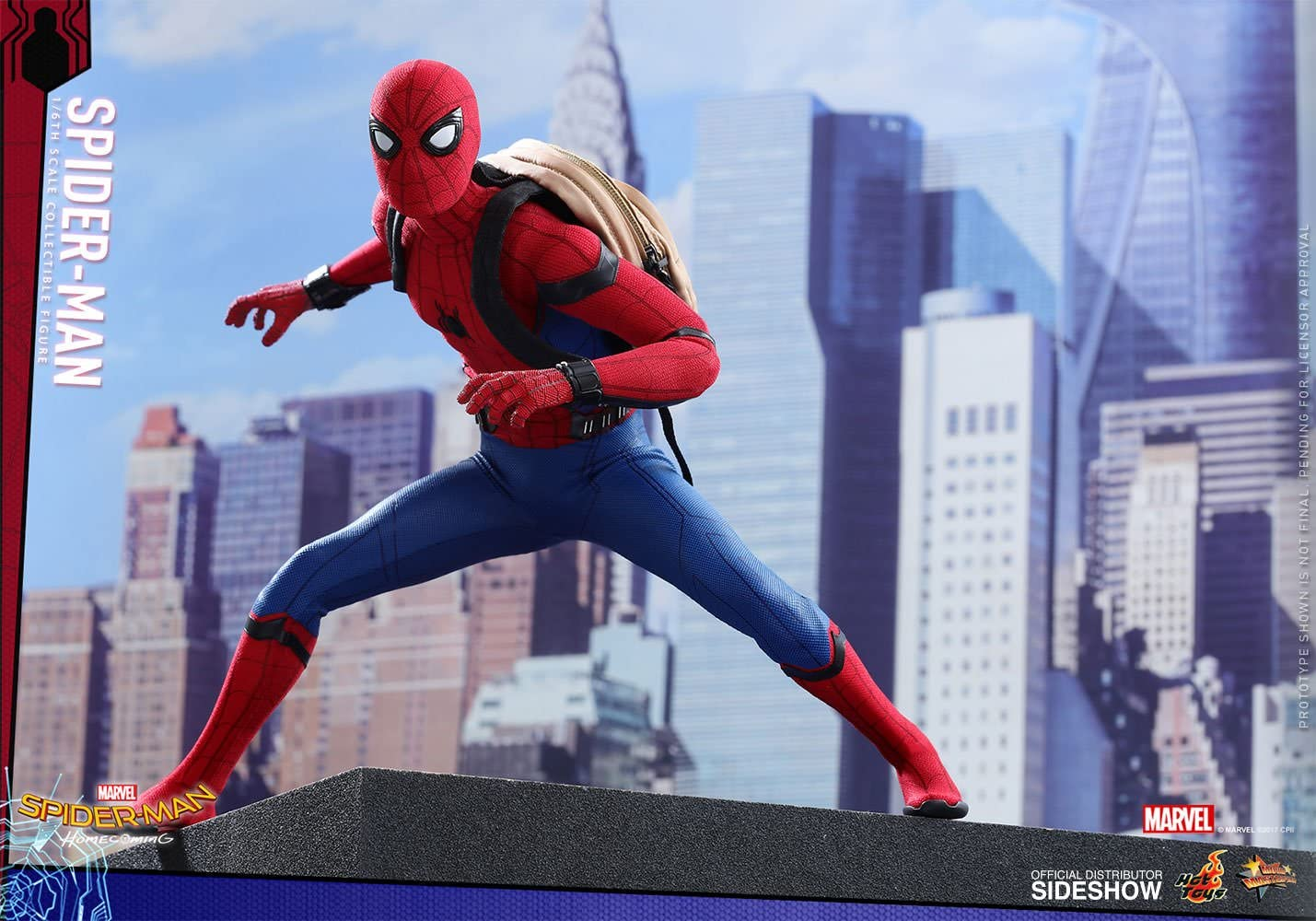 Dee's Collector's World #15: Spider-Man Homecoming-1/6