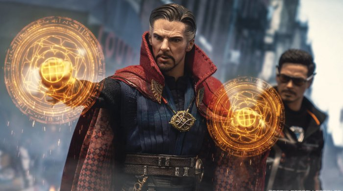 Dee's Collector's World #16: Doctor Strange : Infinity War-1/6