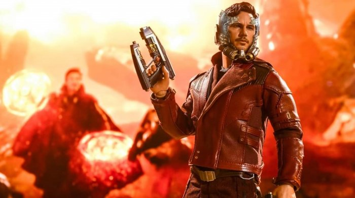 Dee's Collector's World #20: Star-Lord: Infinity War -1/6